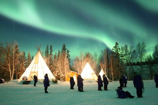 [찬란하게 눈부신 겨울왕국] 캐나다 설국열차+레이크루이스 페어몬트 호텔+오로라 9일