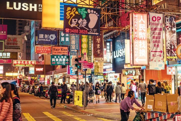 [정통][베스트셀러][시내근처 호텔][홍콩 핵심관광+반나절 자유시간]